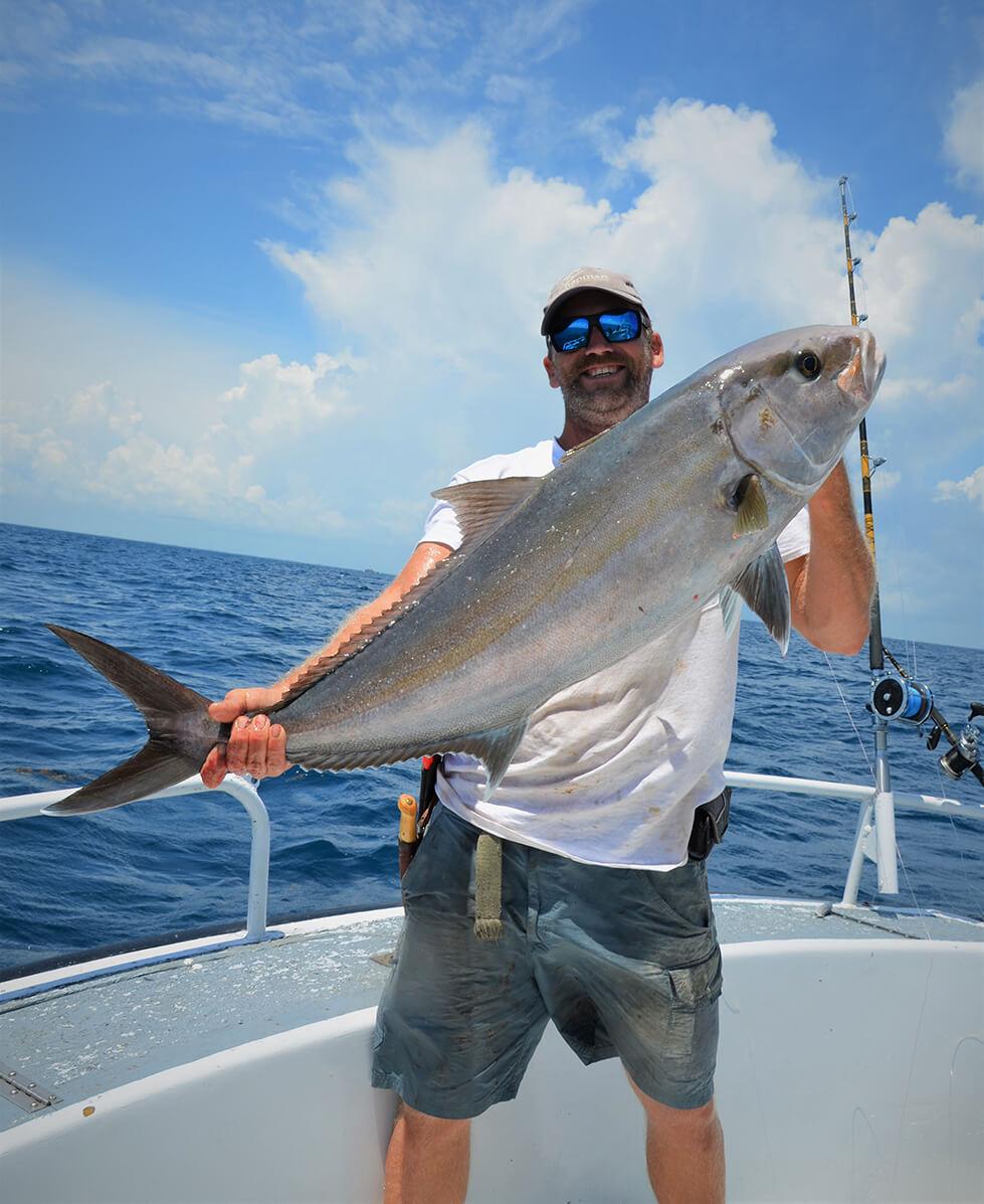 Amber Jack Fishing Stuart, FL
