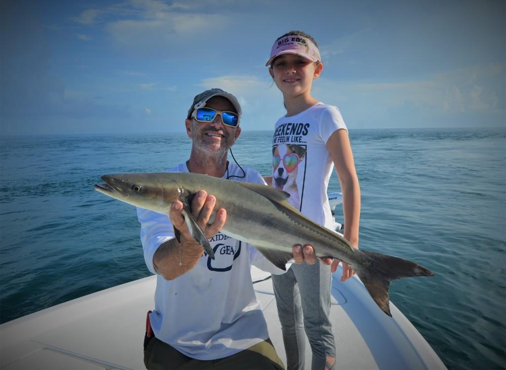 Cobia Fishing Charter Stuart