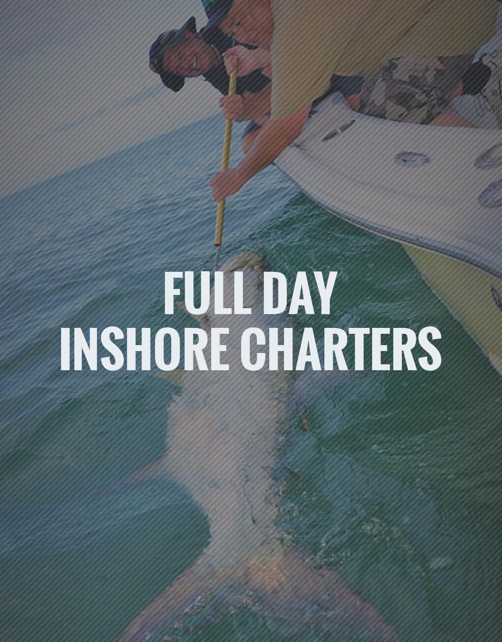 Full Day Inshore Fishing Charter Stuart, FL