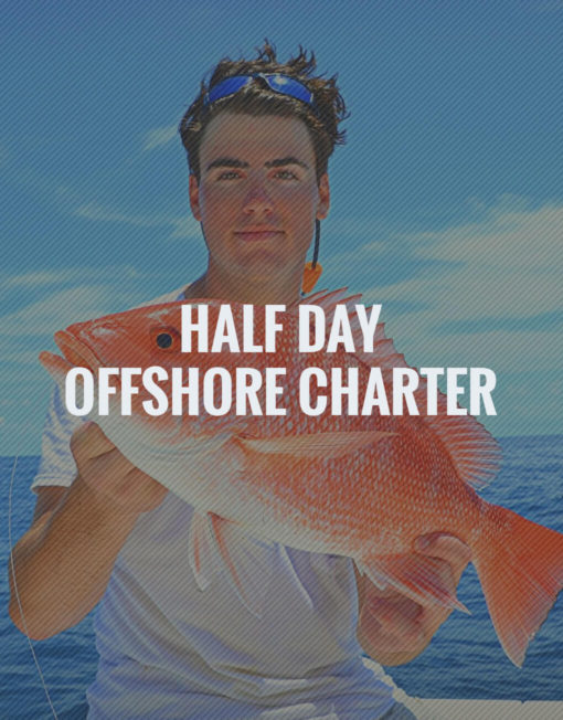 Half Day Offshore Fishing Charter Stuart, FL