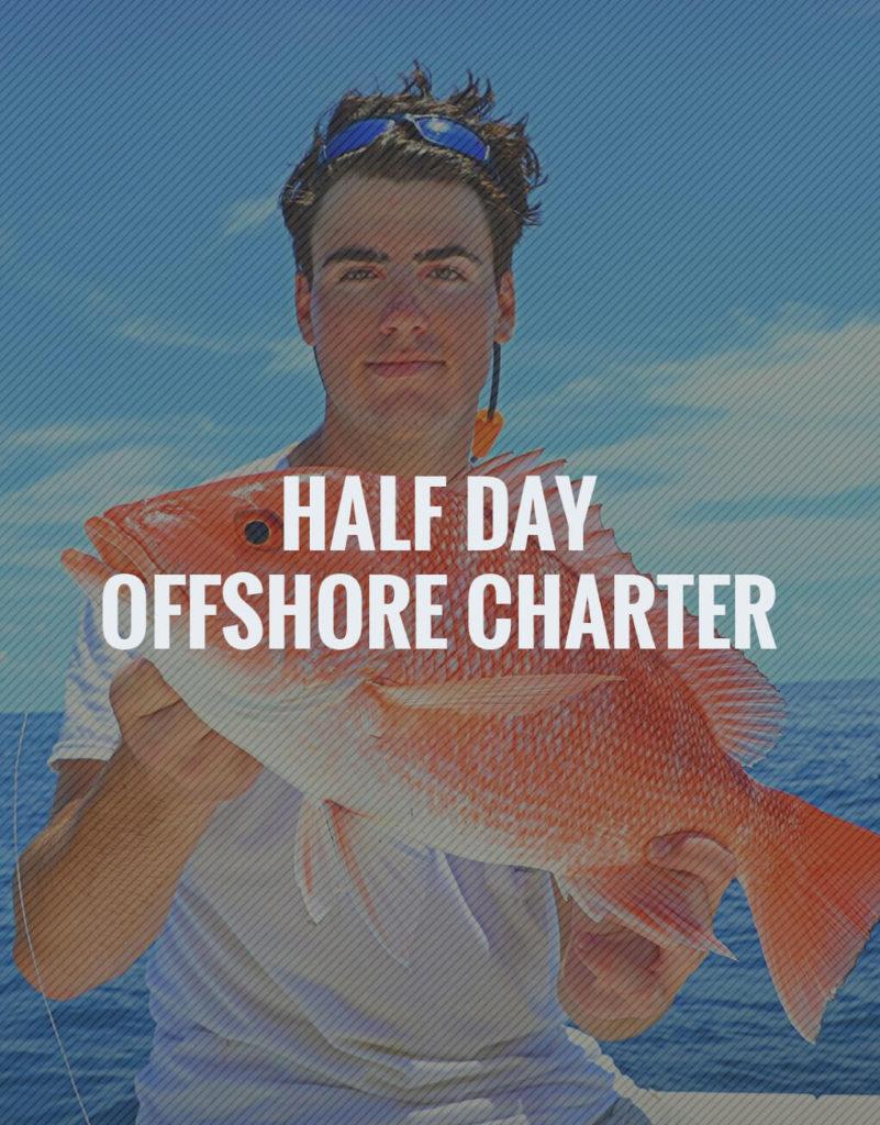 Half Day Offshore Fishing Charter Stuart, FL