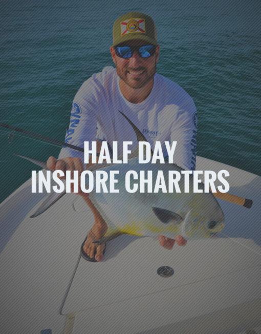 Half Day Inshore Fishing Charter Stuart, FL