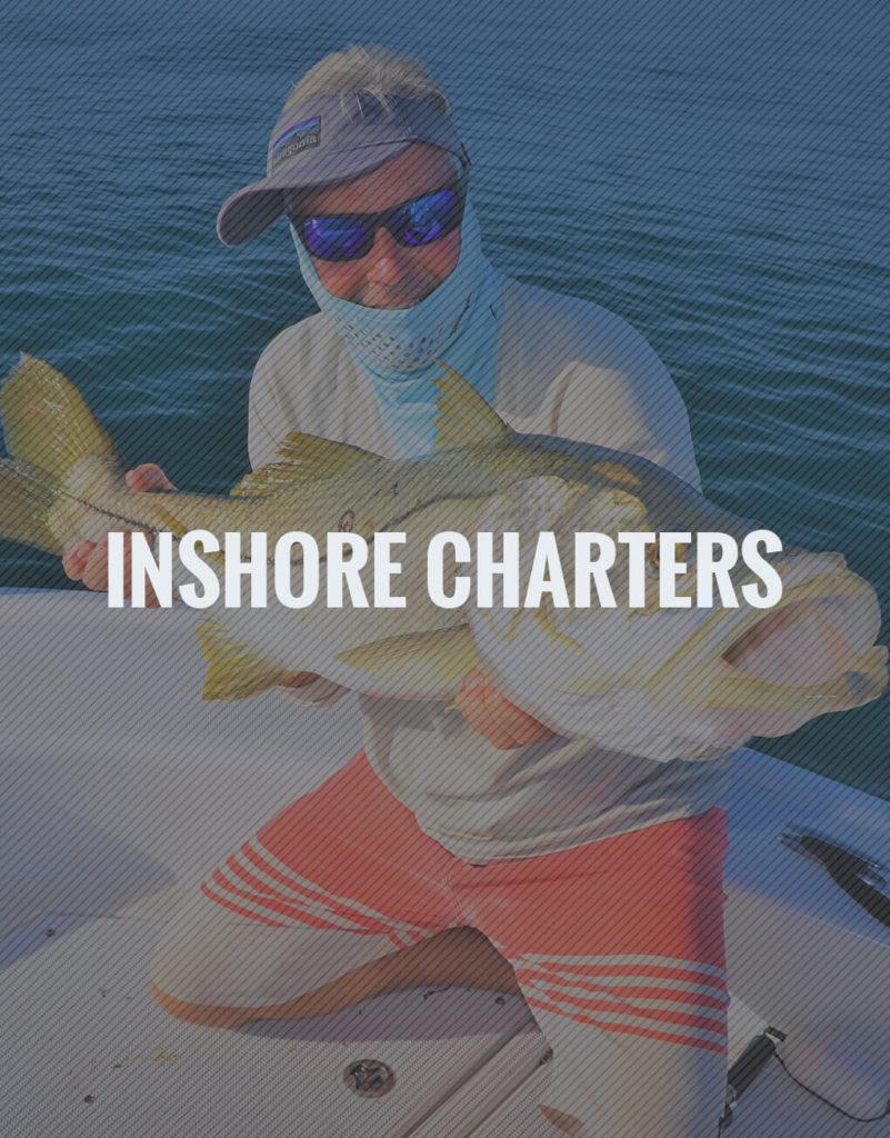 Inshore Fishing Charters Stuart, FL