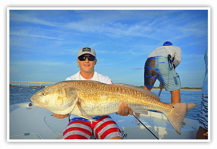 Redfish Fishing Charter Stuart, FL