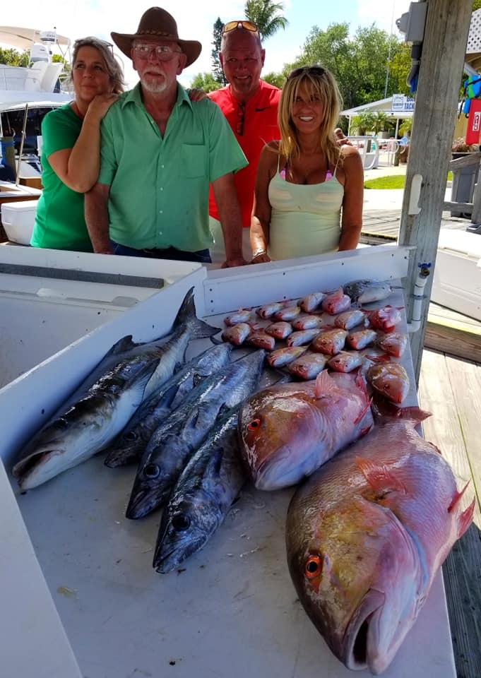 Fishing Report - Chaos Fishing Charters